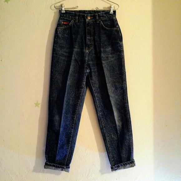 df9becdc Lee Jeans | Vintage Rider Super High Waist Mom | Poshmark